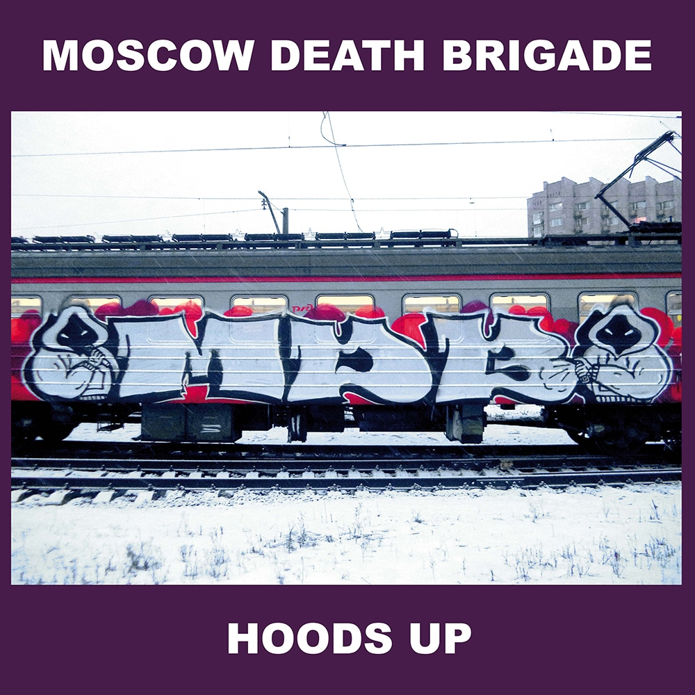 Moscow Death Brigade – Hoods Up 12″