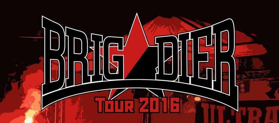 Brigadir Tour 2016