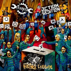Action Sédition / Spanner – History Lessons Split 7″