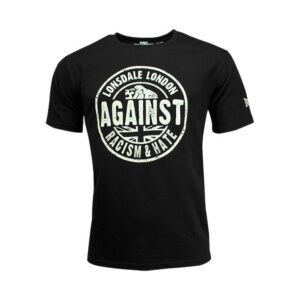 "Lonsdale ""Against Racism"" T-Shirt"