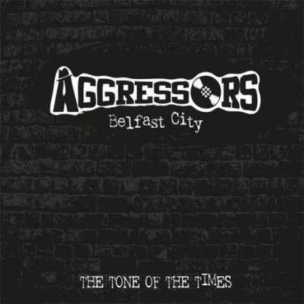 Aggressors BC - The Tone Of The Times LP