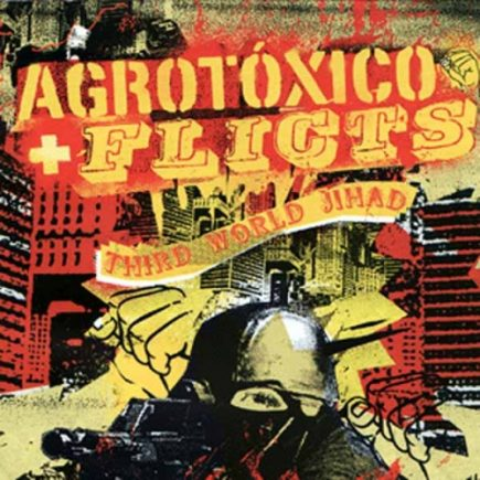 Agrotóxico  Flicts, The - Third World Jihad Split-CD