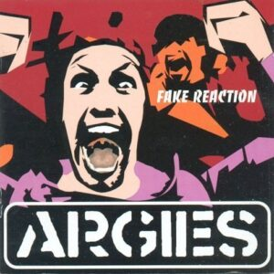 Argies – Fake Reaction CD