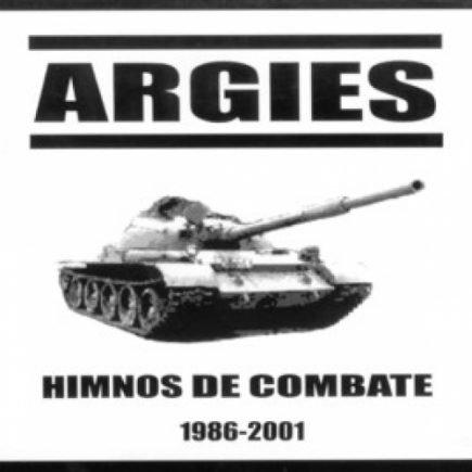 Argies - Himnos de Combate 1986-2001 CD