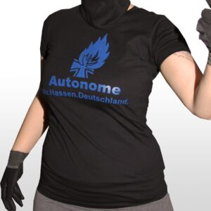 """Autonome"" Ladies Shirt"