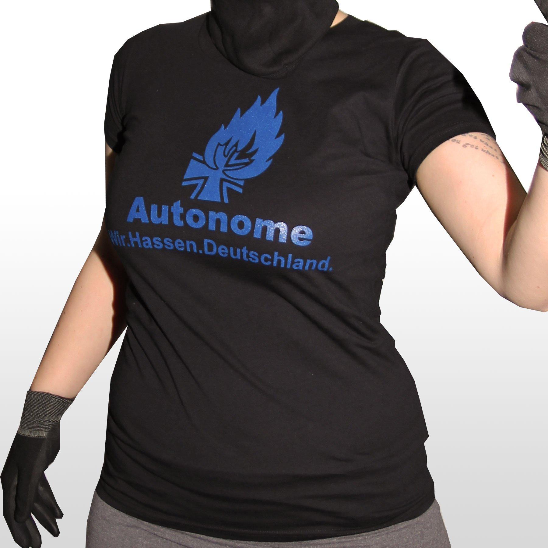 """Autonome"" Ladies Shirt"