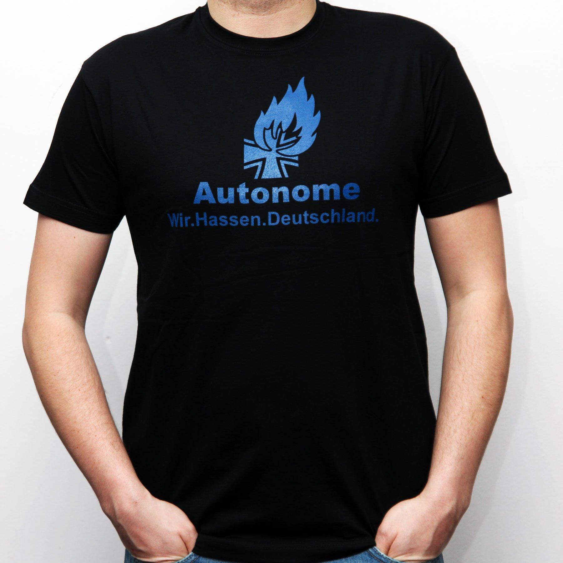 """Autonome"" Shirt"