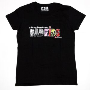 """Bad Kids"" Tailliertes Shirt"