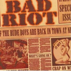 Bad Riot – Mini CD