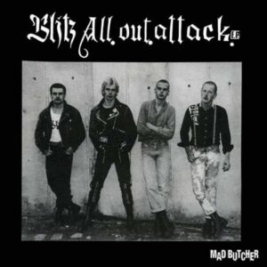 Blitz – All Out Attack EP