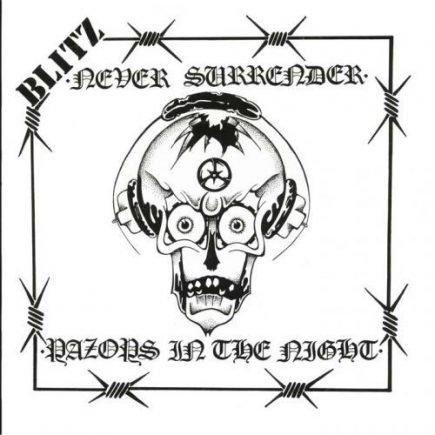 Blitz - Never Surrender 7