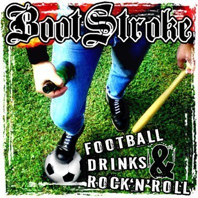 Bootstroke – Football, Drinks and Rock`n`Roll CD