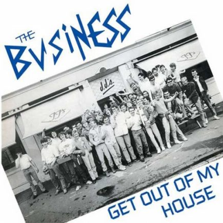 Business, The - Get out of my house EP