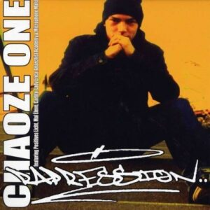 Chaoze One – Rapression CD