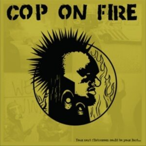 Cop On Fire / Combat Wombat – Split-CD