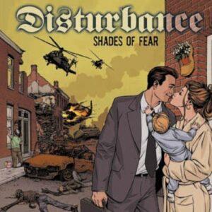 Disturbance – Shades of fear LP