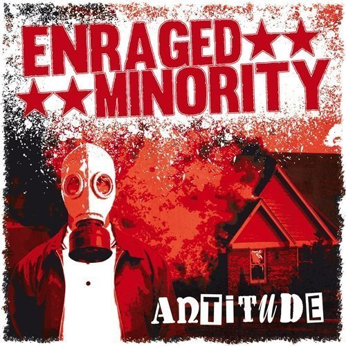 Enraged Minority – Antitude LP