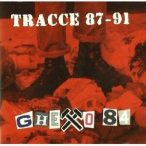 Ghetto 84 – Tracce 87-91 CD