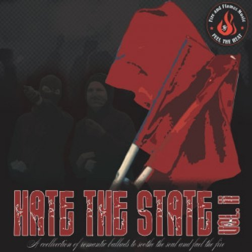 V/A – Hate The State Vol. 2 CD