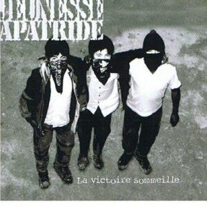 Jeunesse Apatride – La Victoire sommeille CD
