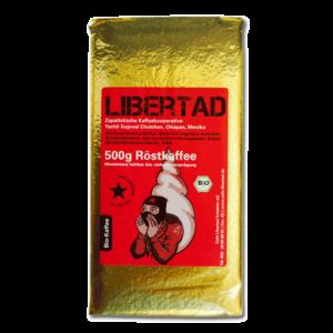 Bio-Café Libertad 500g gemahlen