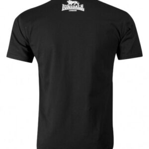 "Lonsdale ""Logo"" Shirt (black)"