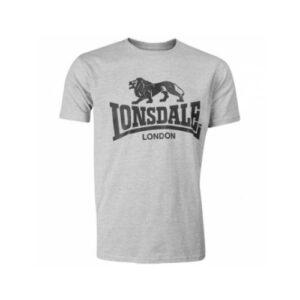 "Lonsdale ""Logo"" T-Shirt (grau)"