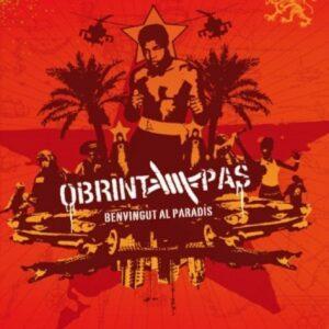 Obrint Pas – Benvingut al Paradis CD