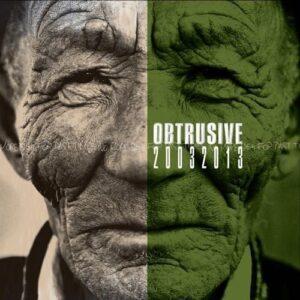 Obstrusive – 20032013 CD