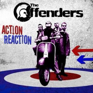 Offenders, The – Action Reaction CD
