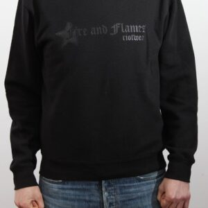 """Old School Back in Black"" Sweatshirt"