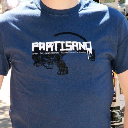"Partisano ""Pantera"" Shirt"