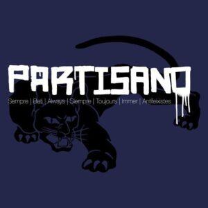 "Partisano ""Pantera"" T-Shirt"