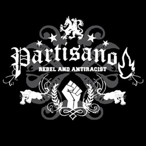"Partisano ""Rebel and Antiracist"" Shirt"