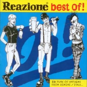 Reazione – The best of 1993 – 2006 CD
