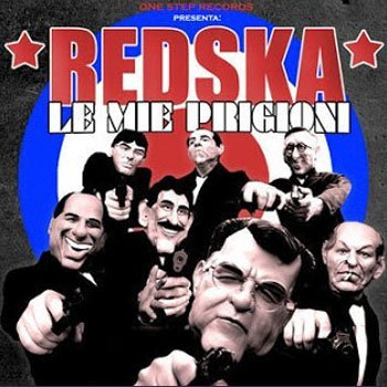 Redska – Le Mie Prigioni CD