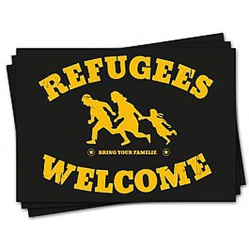 Refugees Welcome – Stickers