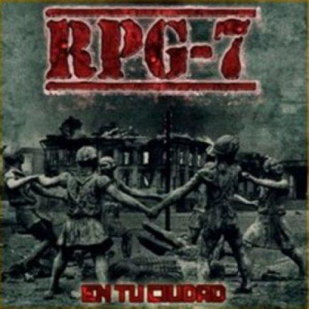 RPG-7 - En tu ciudad CD