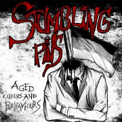 Stumbling Pins – Aged colours and behaviours CD