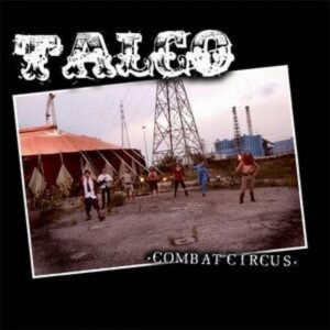 Talco – Combat Circus CD