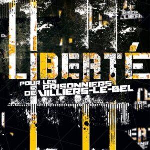 V/A – Liberté pour les Prisonniers de Villiers le Bel CD