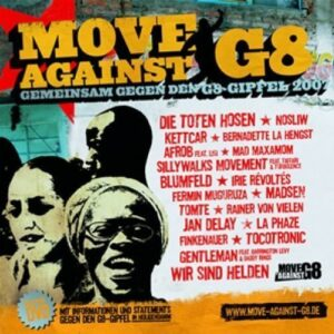 V/A – Move against G8 Do-CD