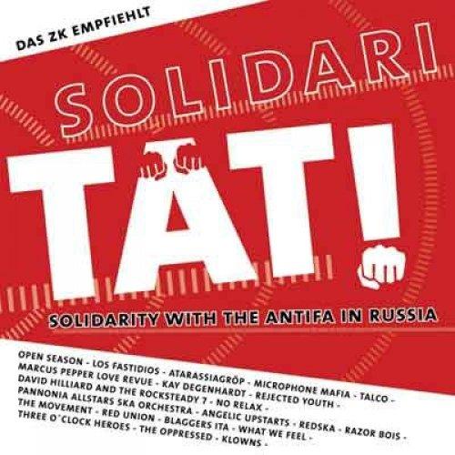 V/A – SolidariTAT mit der russischen Antifa! CD