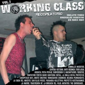 V/A – Working class Recopilatorio CD