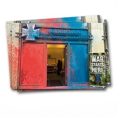 War Starts Here – Stickers