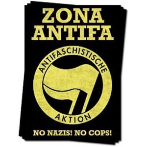 Zona Antifa – Sticker
