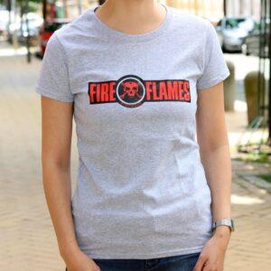 """""""Class War"""" Tailliertes Shirt"""