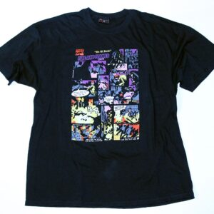 """Comic Strip"" T-Shirt (schwarz)"