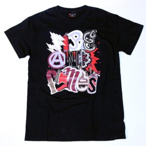"""Elements"" T-Shirt (schwarz)"