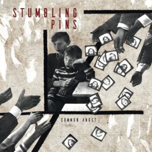 Stumbling Pins – Common Angst CD